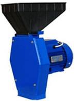 Измельчитель зерна-крупорушка Электромотор Эликор-1, исполнение.2, фото 1