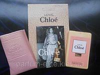 Женский пробник духов в кожаном чехле Chloe Love 20ml