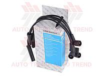 Провод высоковольтный ВАЗ 2108-15 инж. 8 кл. дв. 1,5, к-т, силикон | 21110-3707080-84 | ВАЗ