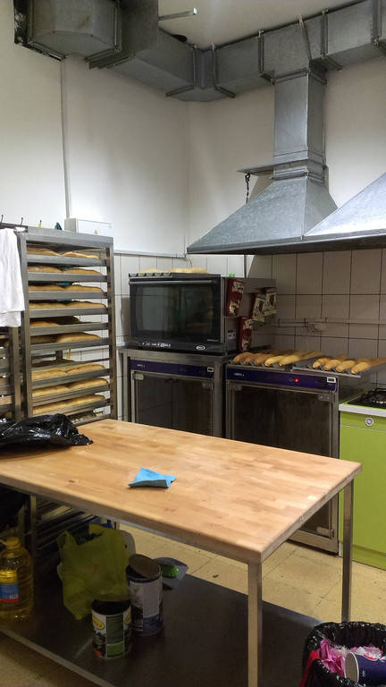 Ресторан быстрого питания на Сумской (Харьков) - оснащение технологическим и нейтральным (нержавеющим) оборудованием
