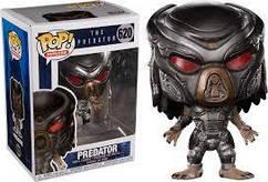 Фигурка Funko Pop Фанко Поп The Predator Fugitive Хищник Беглец 10 см TP FP 620