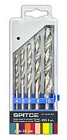 Набор сверел по металлу Профи 5шт (4-10мм) / 20-902, 4-10 мм