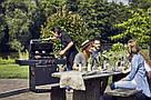 Газовый гриль Enders KANSAS Black Pro 3 K Turbo, фото 6