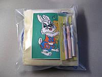 Набор для «ковровой вышивки»  3 иглы «Заяц»