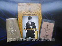 Мужской мини-парфюм в кожаном чехле Paco Rabanne 1 Million Man 20ml