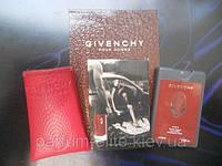 Мужской мини-парфюм в кожаном чехле Givenchy Pour Homme Man 20ml