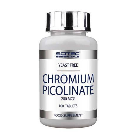 Scitec Nutrition Хром Chromium Piconilate (100 tabl)