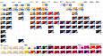 Крем-краска Essex 7/54 Средне-русый красно-медный /Гранат/ , фото 4