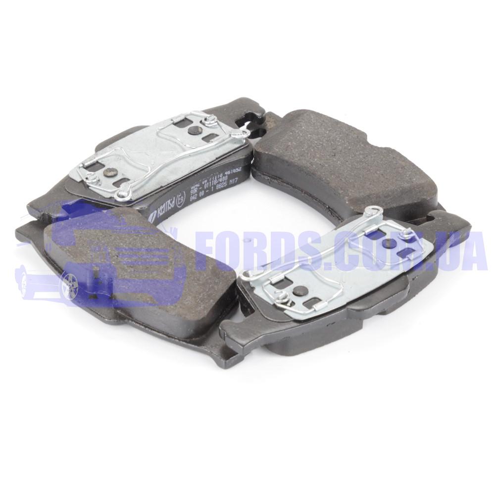 Колодки тормозные задние FORD CONNECT 2002-2013 (Диск) (4387371/2T142M008AA/084200) REMSA