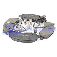 Колодки тормозные передние FORD TRANSIT 2006-2014 (1721087/9C112K021AA/P24064) BREMBO