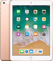 Планшет Apple iPad 2018 97 32GB WiFi  Cellular Gold, КОД: 200649