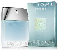 Мужская туалетная вода Azzaro Chrome Sport 50ml