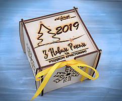 Набор игрушек на елку №2 (коробка)