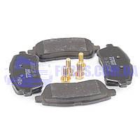 Колодки тормозные передние FORD FIESTA 2008- (1855307/8V512K021BB/GDB1893) TRW, фото 1