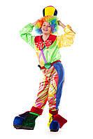 Карнавальный костюм для взрослых Клоун