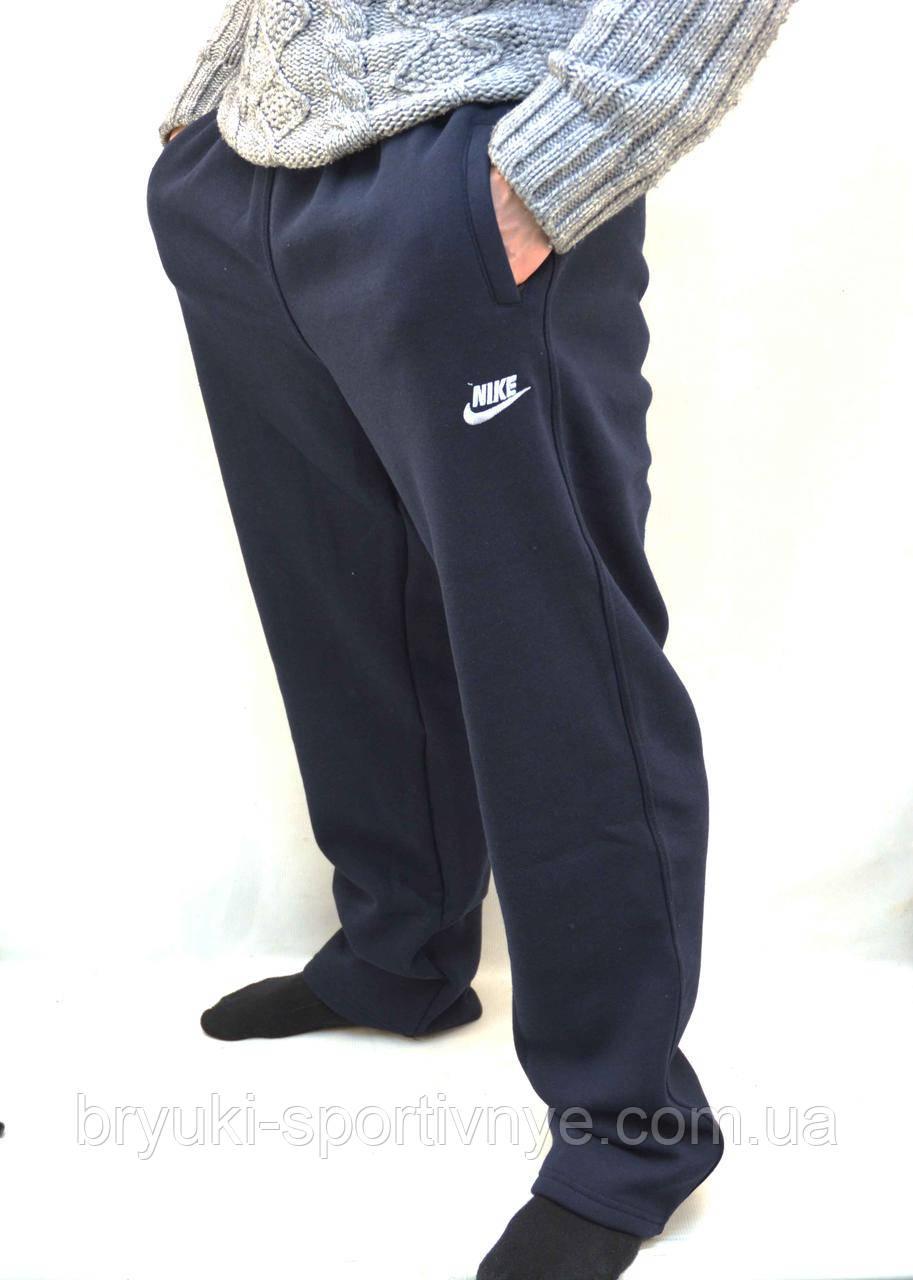 Штаны спортивные Nike в больших размерах - зима