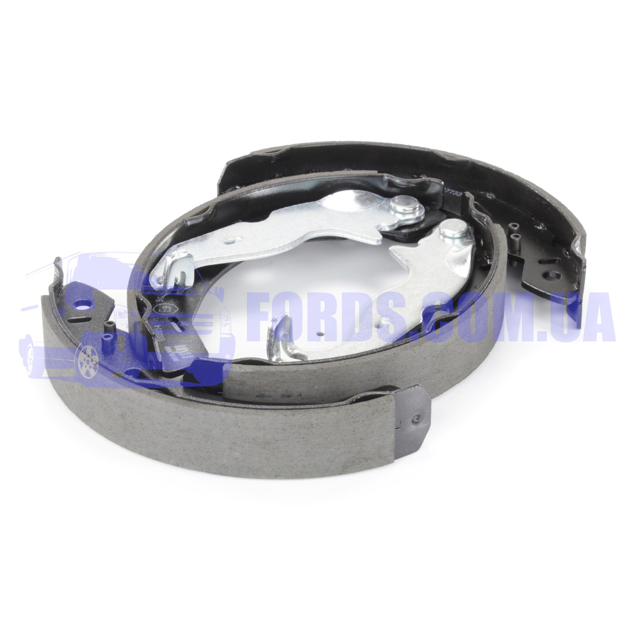 Колодки тормозные задние FORD FIESTA 2008- (1802623/8V512200AD/GS8814) TRW