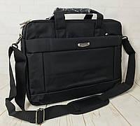 947871de204b Мужская сумка- портфель. Нейлон. Отличное качество. Сумка для ноутбука,  документов.