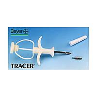 """Микрочип с аппликатором для животных """"Tracer"""" (Bayer)"""