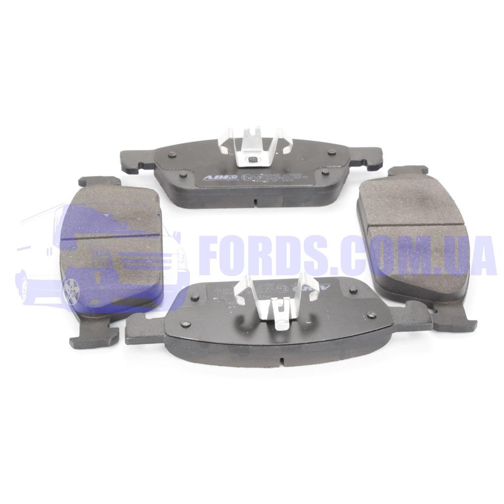 Колодки тормозные передние FORD FOCUS/CONNECT/KUGA 2012- (1775091/BV612K021AC/C1G065ABE) ABE
