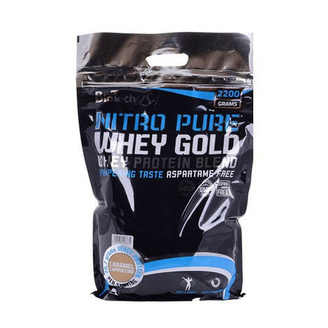 BioTech Протеин Нитро Пур Вей  100% Pure Whey 1 kg