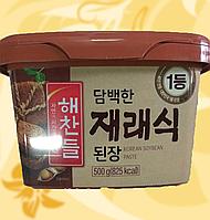 Соевая паста,Корея, O`Food, Sempio, 500г, HB