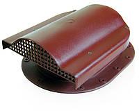 Аэратор Kronoplast WPBN для металлочерепицы высотой волны до 24мм Красный