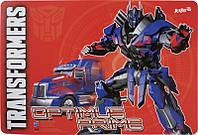 Подкладка настольная (42,5х29 см) KITE 2015 Transformers 207  (TF15-207K)