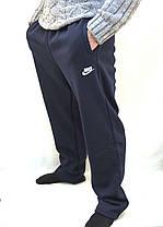 Штани спортивні зимові Nike у великих розмірах, фото 2