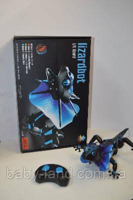 Робот-ящерица интерактивная на радиоуправлении Metr+ 9918