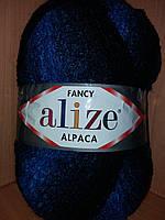 Фантазийная пряжа Alize RAINBOW (350 г/875 м, 15%-альпака, 15%-шерсть, 10%-полиэстер, 60%-акрил) 1250
