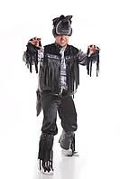 Карнавальный костюм для взрослых Волк «Рокер»