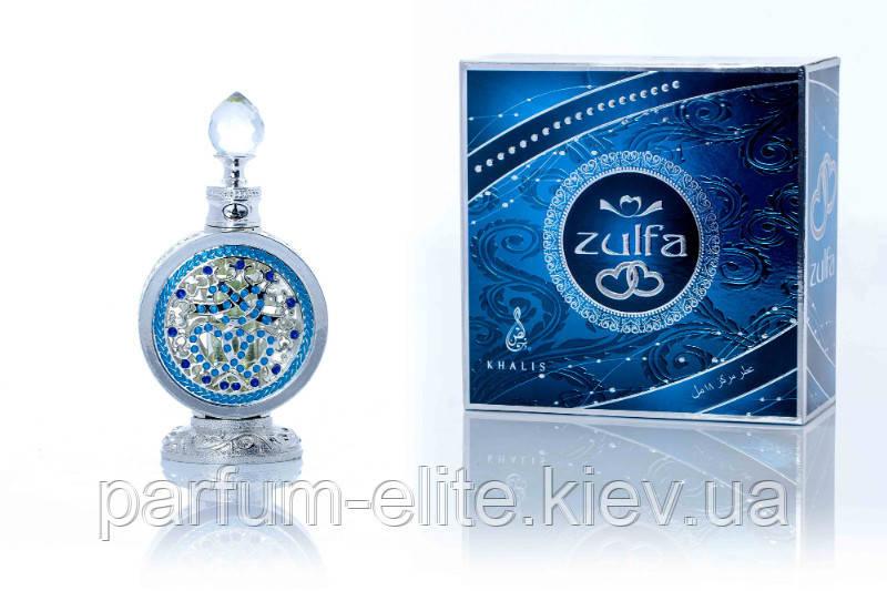 Женское восточное парфюмерное масло Khalis Zulfa 12ml