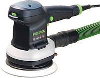 Эксцентриковая шлифовальная машинка Festool ETS 150/3 EQ-Plus