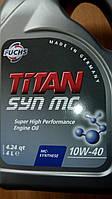 Масло моторное TITAN SYN MC SAE 10W-40 1L, фото 1