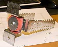 Звукоизоляционное крепление потолочное с П-образным кронштейном Vibrofix PU