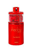 Женская парфюмированная вода Ajmal Shadow Amour Pour Femme 75ml
