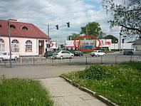Билборды на ул. Мукачевская и др. улицах г. Ужгород