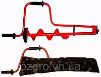 Ледобур стальний Житомирский 130 мм.