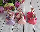 Детские резиночки для волос Принцесса София 10 пар/уп, фото 2