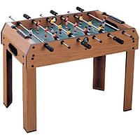 Стол футбольный деревянный