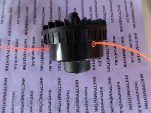 Катушка электро средний носик черная d=6 мм, фото 2