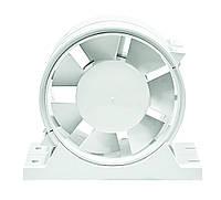 Вентилятор, осевой, канальный, приточно-вытяжной, d=100мм / 60-600, D100 мм