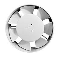 Вентилятор осевой, канальный, приточно-вытяжной,  d=100мм / 60-599, D100 мм