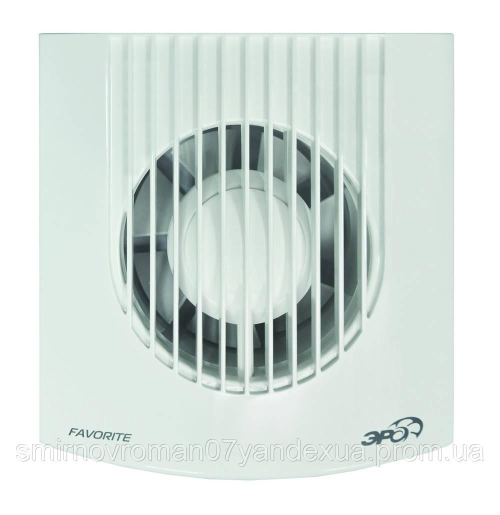 Вентилятор осевой, вытяжной, d=100мм / 60-648, D 100 мм