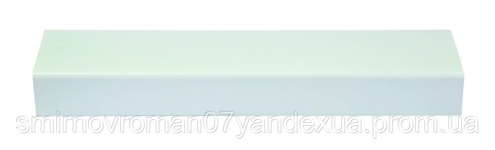 Воздуховод плоский, ПВХ, 60х204мм, L 1м / 60-166, 60х204 мм, L 1 м (620ВП1)