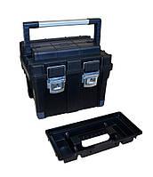 """Ящик для инструмента пластиковый 20"""", металлический замок / 52-560,"""