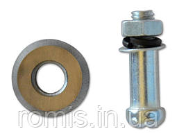 Запасные режущие элементы для плиткореза 16х6х2мм / 11-281, 16x6x2мм