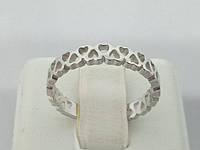 Серебряное кольцо. Артикул 10068р 17,5, фото 1