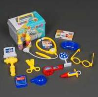 Детский набор медика.Набор доктора в чемоданчике.Детский игровой набор Доктора.